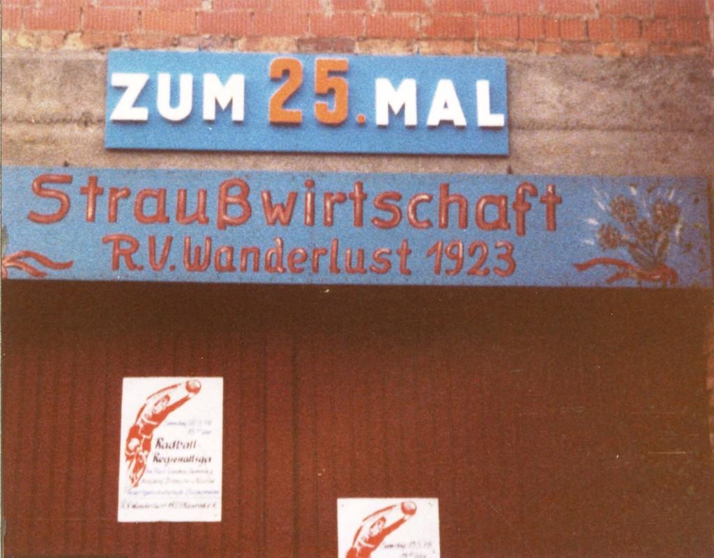 1978 25 X Strausswirtschaft