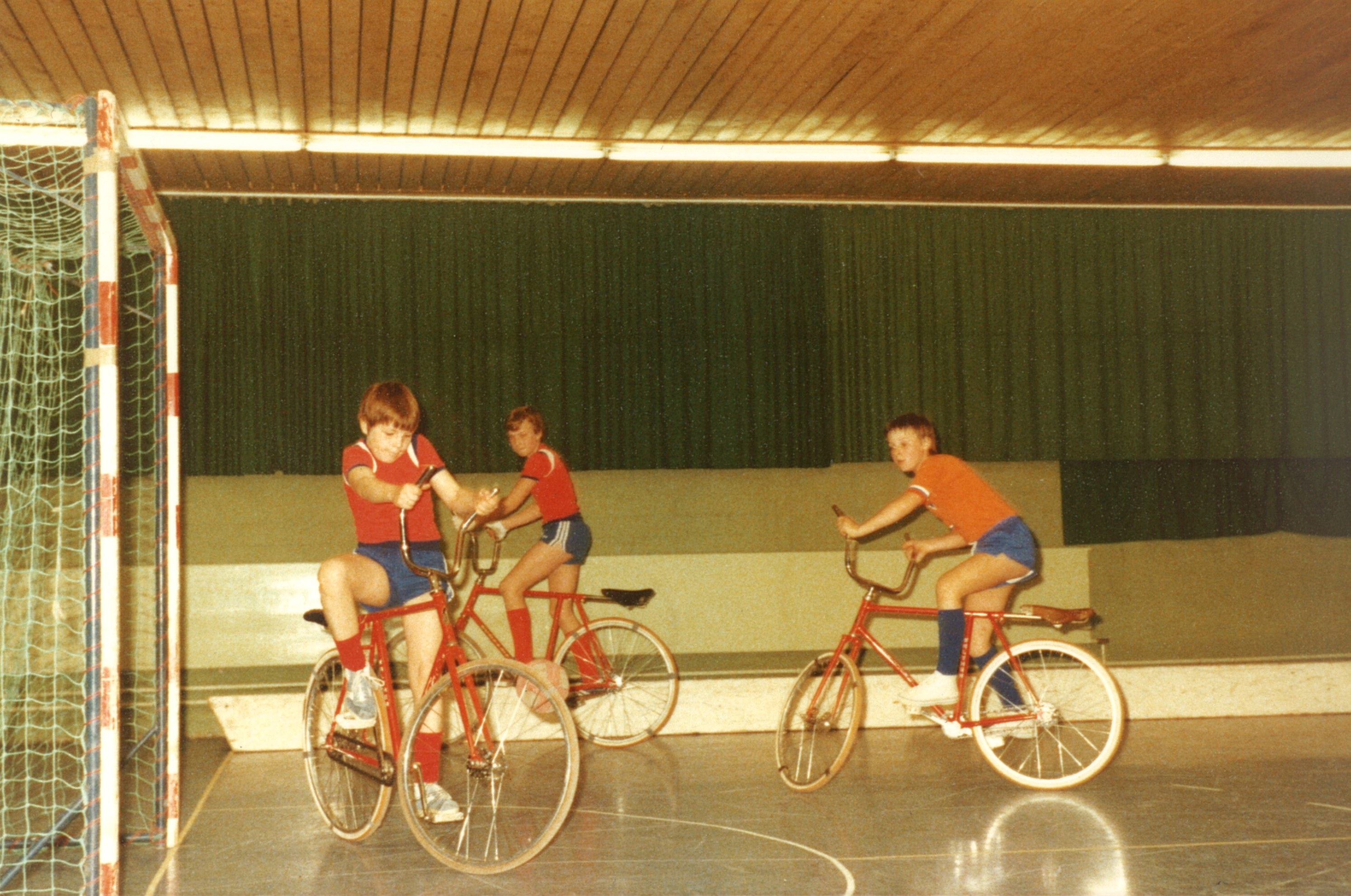 1978 - Südhessenmeisterschaft der Schüler B in Eberstadt mit Stefan Becker-Tim Schneider und Stefan Wagner aus Sonnenberg