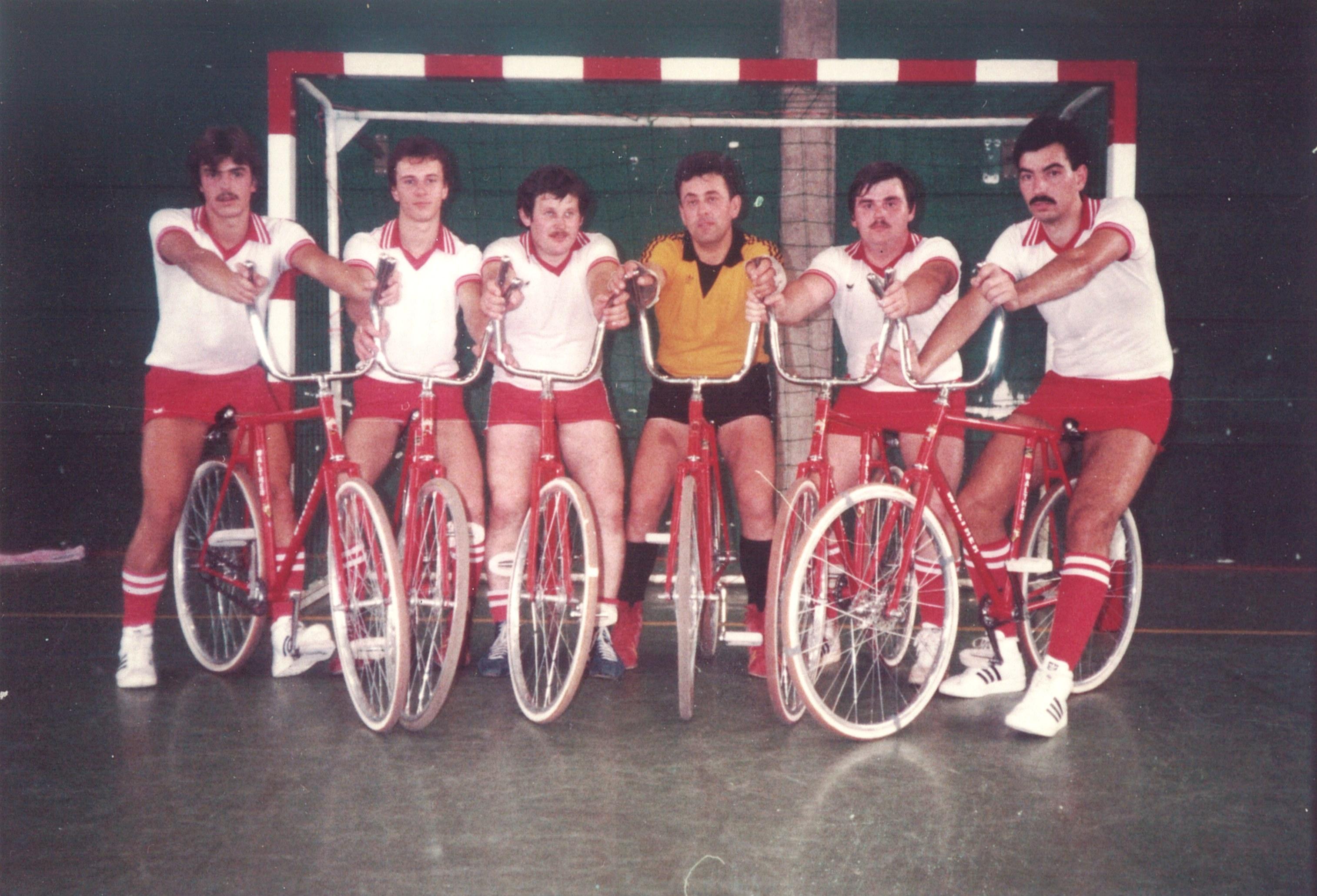 1980 - 5er DM in Asslar mit dem 4. Platz bei der ersten Teilnahme bei einer 5er DM6