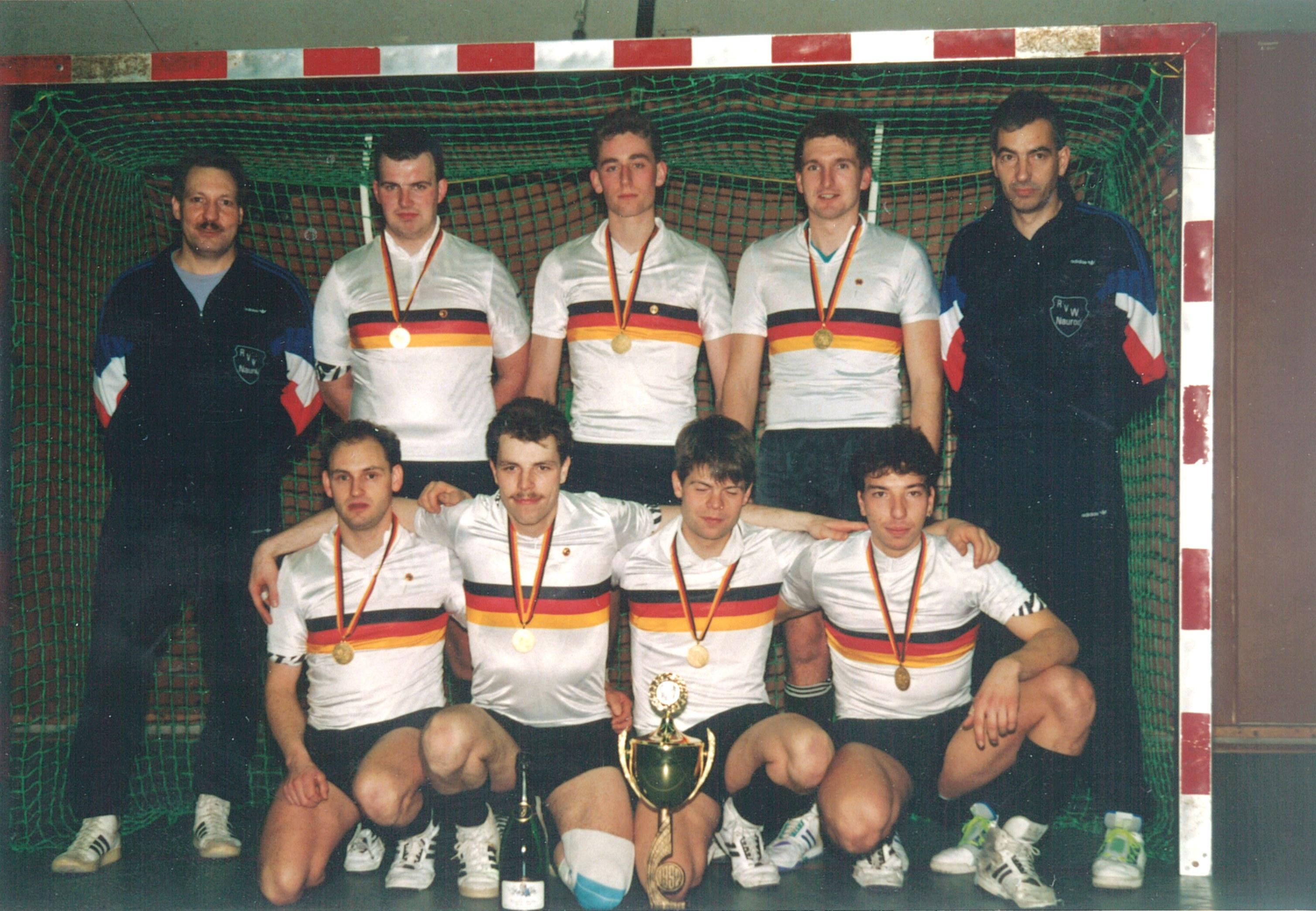 1992 DM 5er Mannschaft