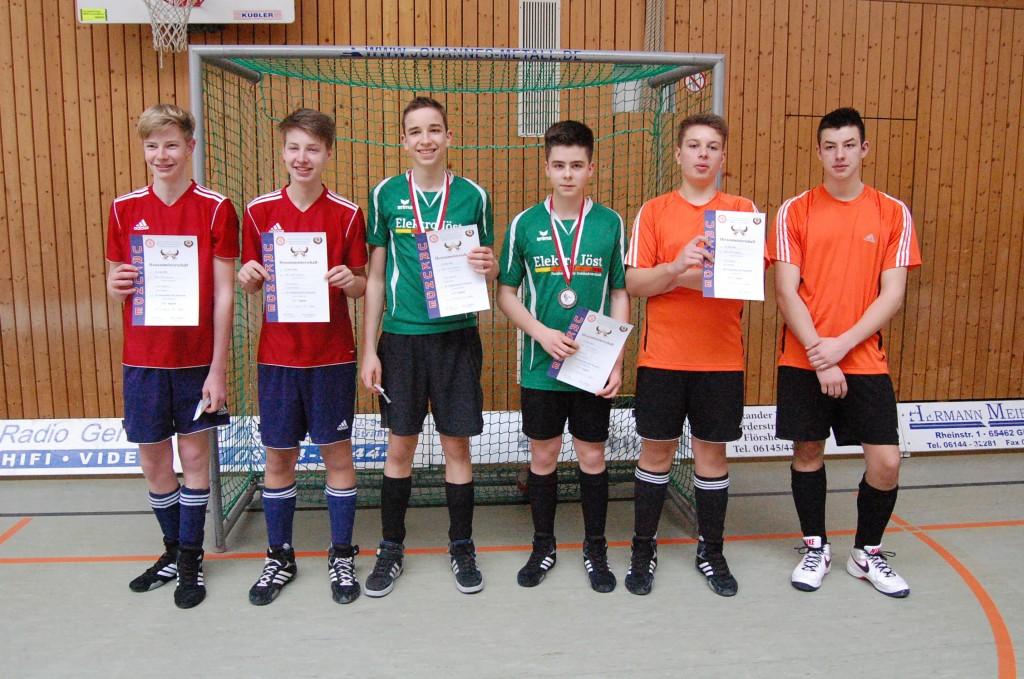 2014 Hessenliga U17