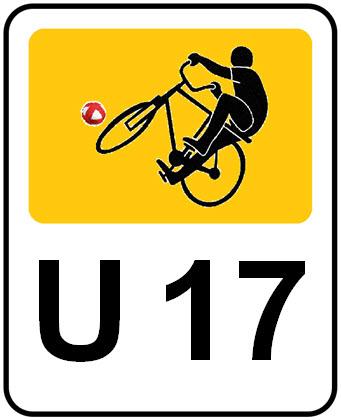 U17- Radball- Turnier in Hechtsheim @ Radsporthalle Hechtsheim | Mainz | Rheinland-Pfalz | Deutschland