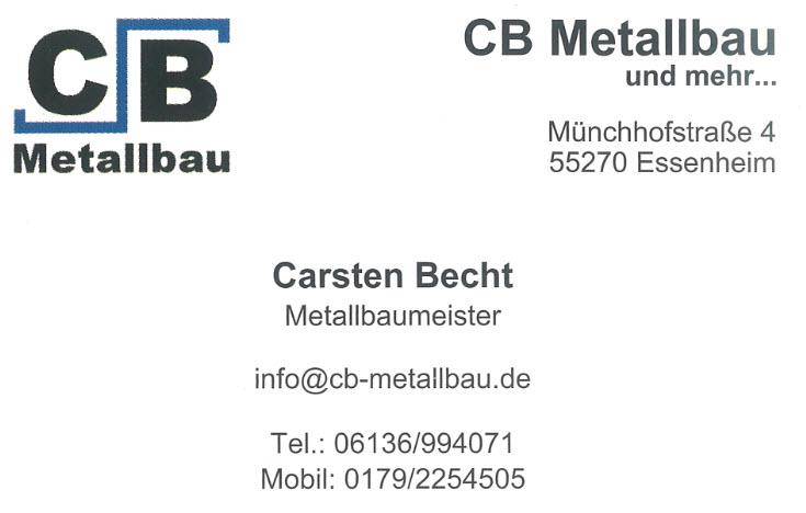 CarstenBecht Metallbau