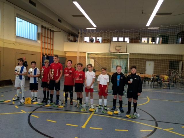 20151010 U15 Turnier in Krofdorf
