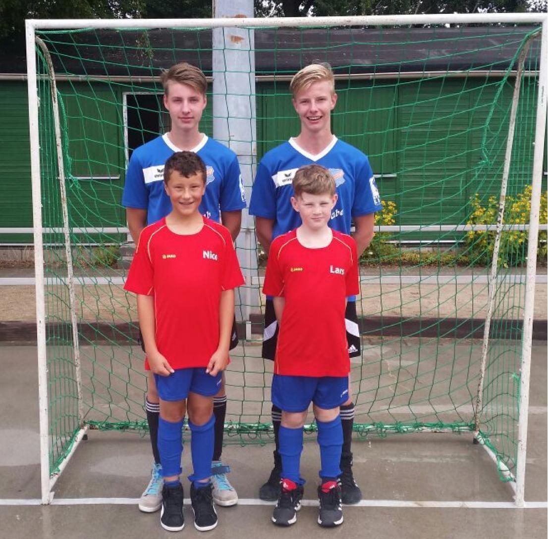 U13 und U19- Turnier in Arheilgen