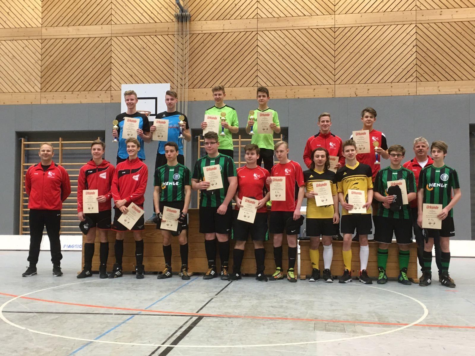 U19-Turnier Augsburg2017-01-08